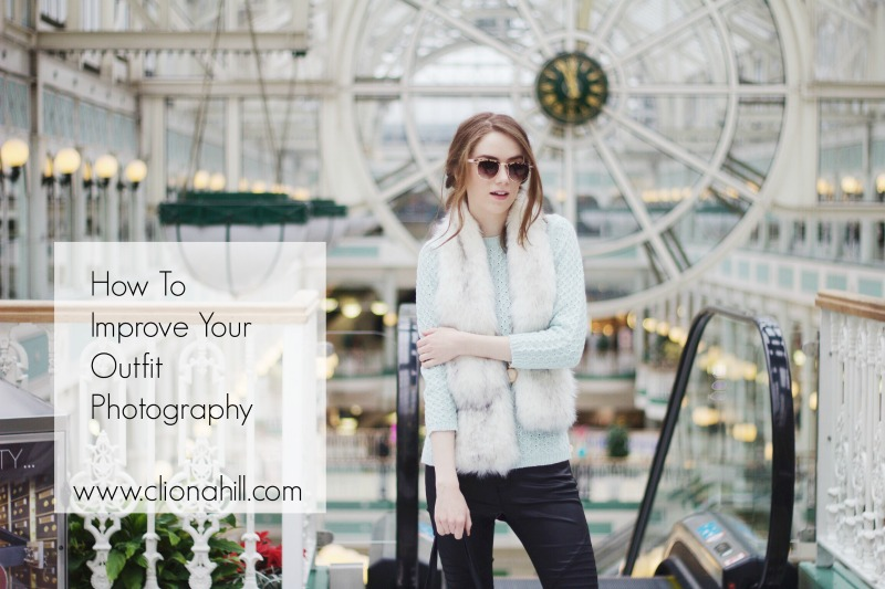 How to improve outfit photography