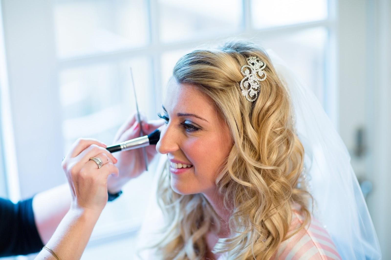 a-list makeup artistry- bridal makeup: kelly's wedding at