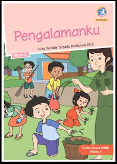 download gratis buku tematik kelas 2 tema 5