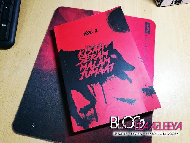 novel seram, novel, Kisah Seram Malam Jumaat Vol 2