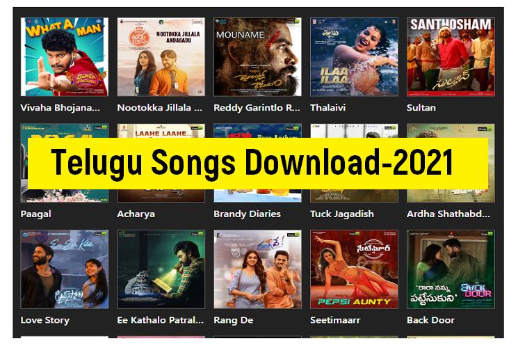 telugu songs download 2021