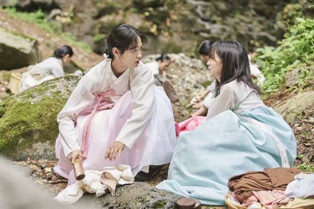 first impressions kdrama the tale of nokdu historical