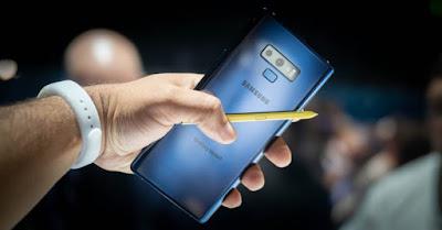 smartphone ini pun dijejali dengan spesifikasi hardware dan fitur yang tidak bisa dipanda Akhirnya Diluncurkan, Ini Dia Spesikasi Samsung Galaxy Note 9