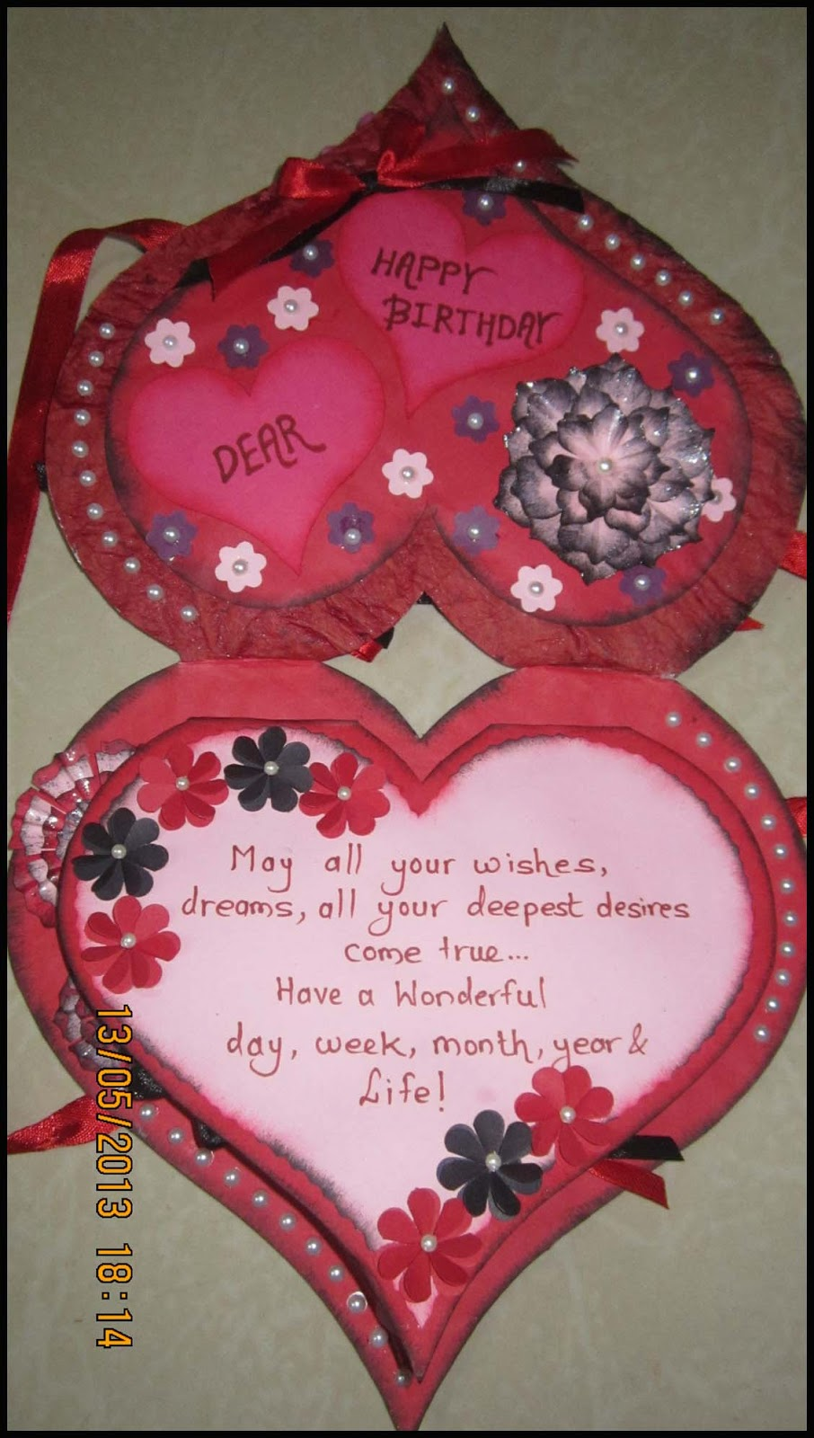 Creative handmade love cards for him valentines day info creative handmade love cards for him kristyandbryce Image collections