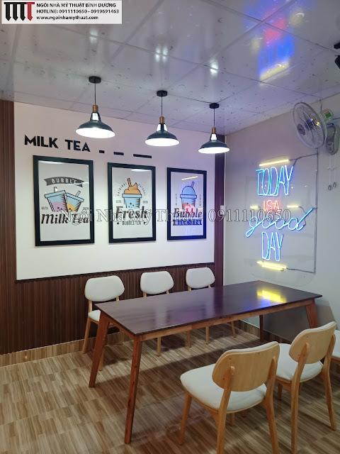 Quán cafe Hoa Tâm
