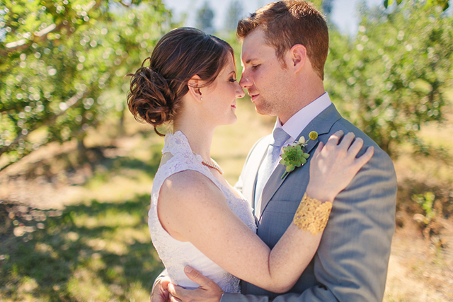 stunning backyard DIY wedding in British Columbia by Mikaela Ruth