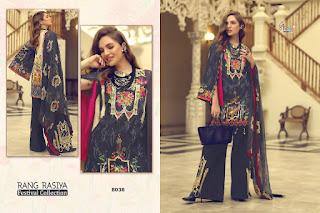 Shree Fab Rang rasiya festival collection pakistani Suits