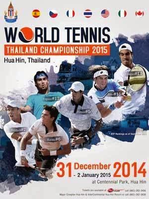 Einladungsturnier Tennis Hua Hin