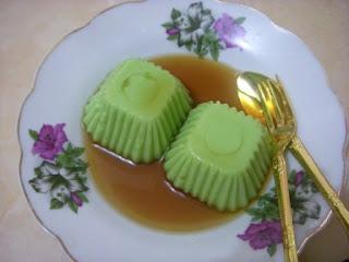 kuih Som Som Sukatan Cawan Simple