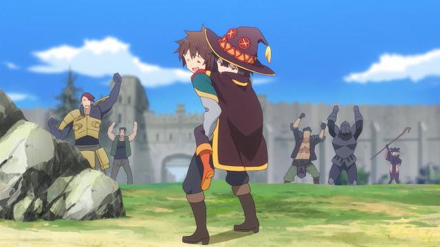 15 Rekomendasi Anime Terbaik Dengan Bertemakan Game