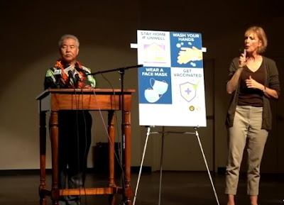 School starts amid COVID surge, hospitals begin requiring staff vaccinations as capacity nears,  Maui councilwoman on extended medical leave, more news from all the Hawaiian Islands
