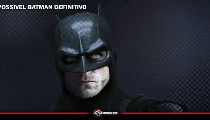 THE BATMAN | Robert Pattinson passou por um processo rigoroso para conseguir o papel