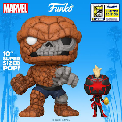 Funko's San Diego Comic-Con 2020 Exclusives Part 3 – Marvel Comics, Marvel Studios & Stan Lee's POW!
