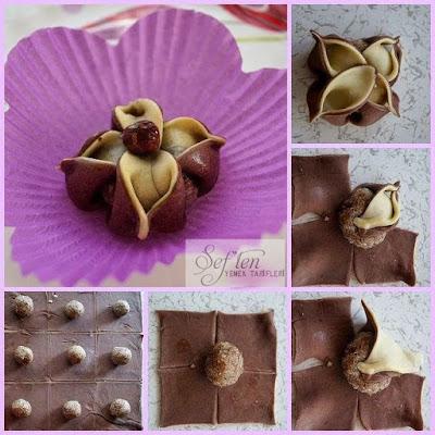 Nefis Yasemin Çiçeği Tatlısı Tarifi