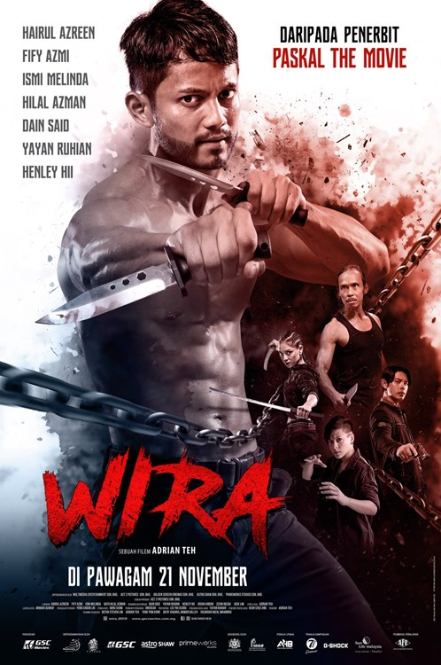 Review Filem Wira