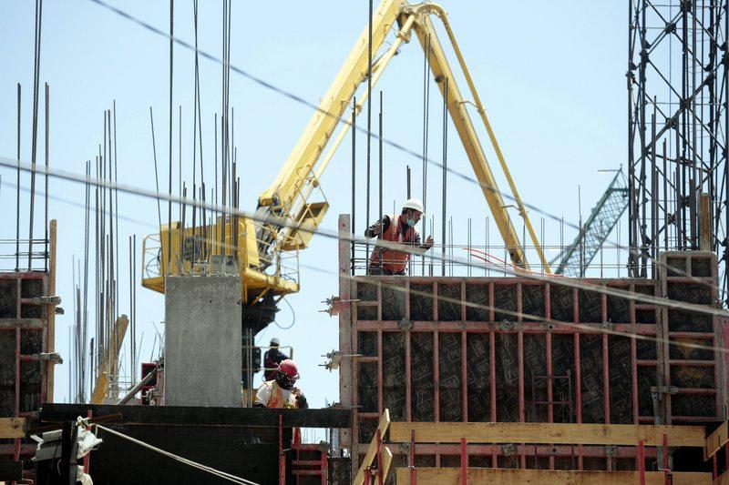 Cuánto se gana en la construcción