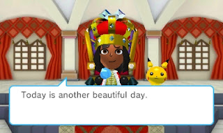Pokémon Rumble World The King Ania all missions unlocked complete today is another beautiful day