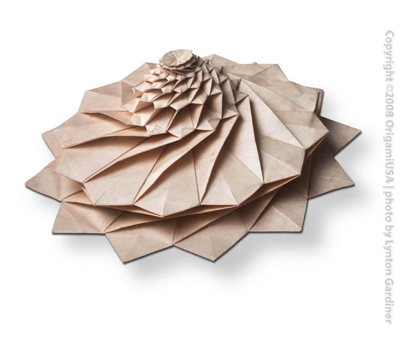 Origami Flower Pdf