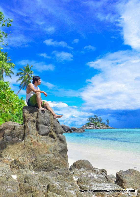 Anse Royale in Mahe Seychelles