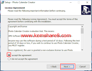 Software Untuk Membuat Kalender dengan Foto Sendiri (Photo Calendar Creator) + Cara Install