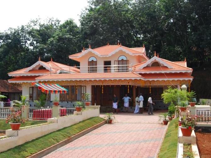 5 BHK Posh House For Sale at Mundupalam, Pala, Kottayam, Kerala
