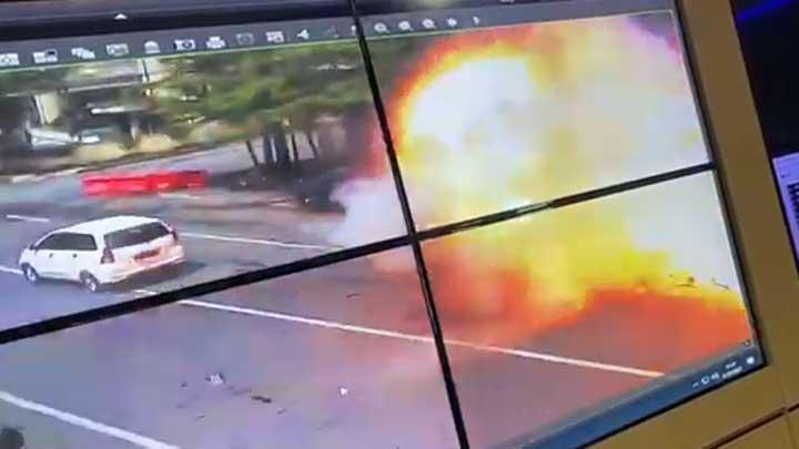 Pelaku Bom Bunuh Diri Gereja Katedral Makassar Mau Balas Dendam? Pakar Intel Ungkap Fakta Mengejutkan