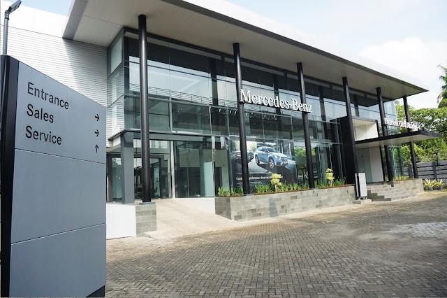 Mercedes-benz Palembang