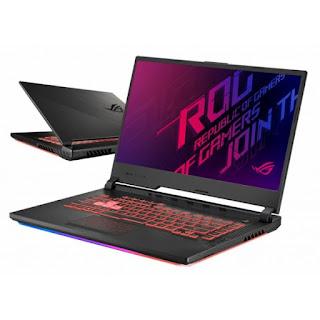 Spesifikasi Laptop Gaming ASUS ROG G731GT