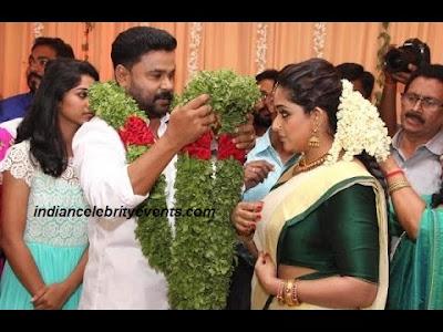 Kavya Madhvan wedding