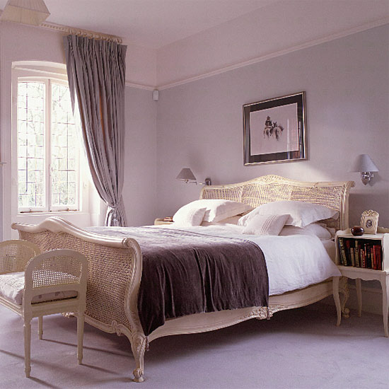 Bedrooms With Traditional Elegance: New Home Interior Design: Glamorous Traditional Bedroom