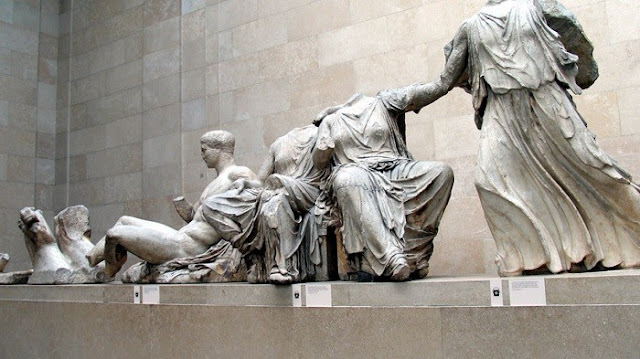 UK turned down Greek request for experts to discuss return of Parthenon Marbles