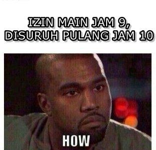 101 Meme Lucu Lebaran Sebentar Lagi dan Habis Lebaran 1440H 2019