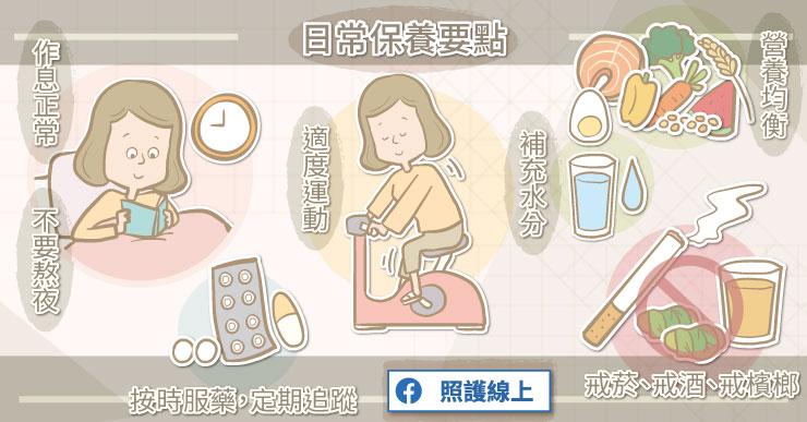 發炎性腸道疾病,日常保養要點看這裡