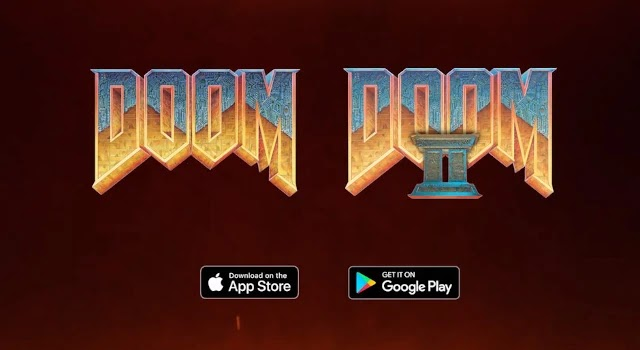 Trilogi game Doom jadul - Doom, Doom 2, dan Doom 3