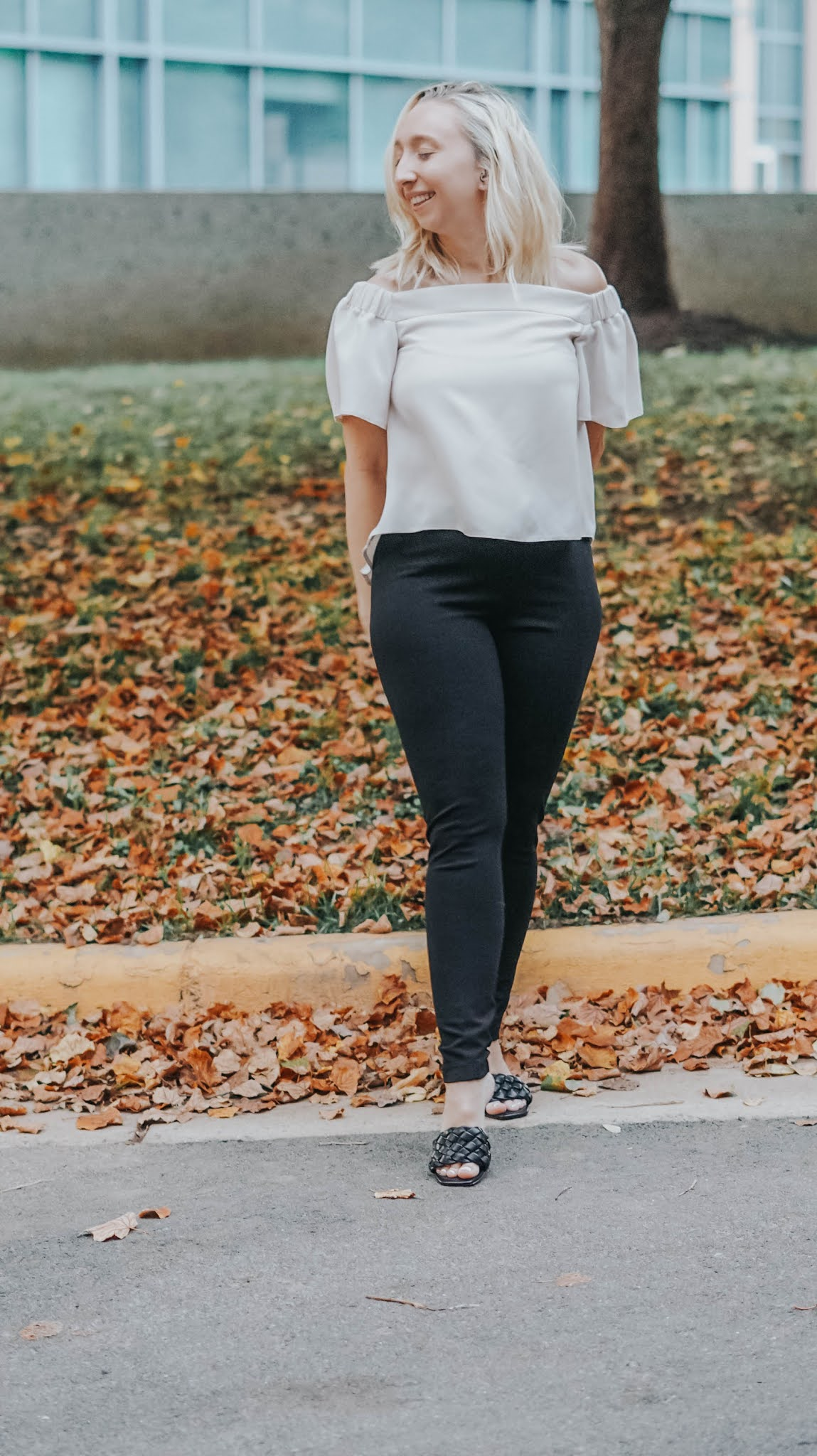 How I Style Thrift Finds: Work To Happy Hour Outfit