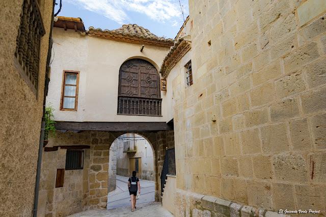 Portal de San Gregorio - Beceite, Matarraña