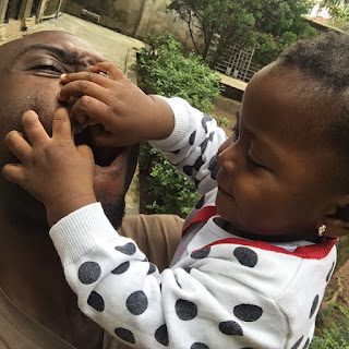 How Popular Blogger Wale Adekile Turns Himsef To An Entertainer Just To Become A Good Dad