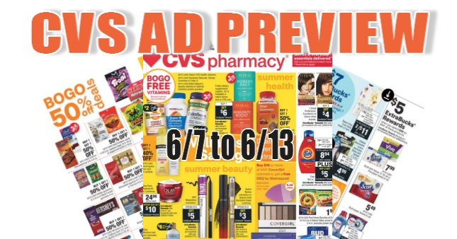CVS Ad Scan 6-7 to 6-13