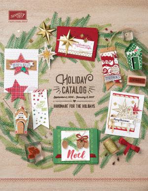 NEW - Holiday Catalog!