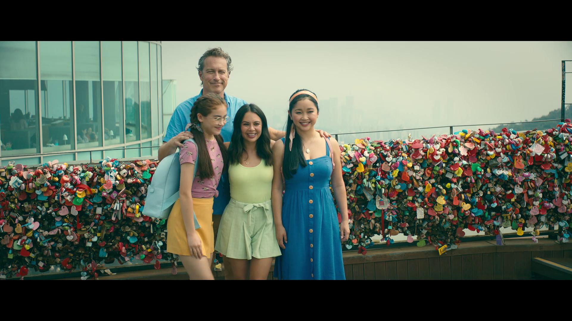 A todos los chicos: Para siempre (2021) 1080p WEB-DL Latino