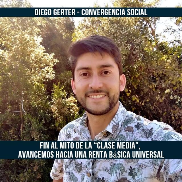 Diego Gerter Rojas, Convergencia Social - Osorno