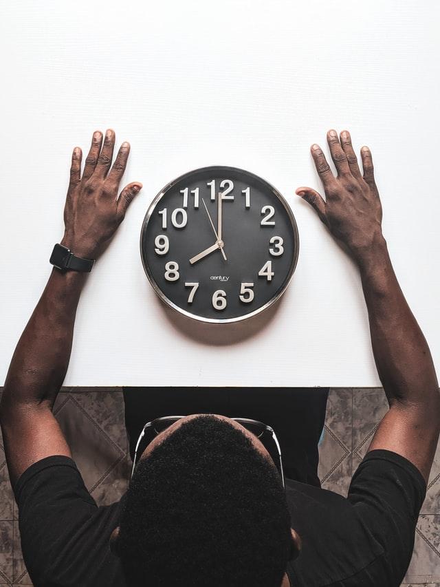 6 time management techniques,