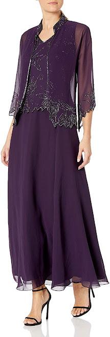 Best Purple Mother of The Groom Dresses