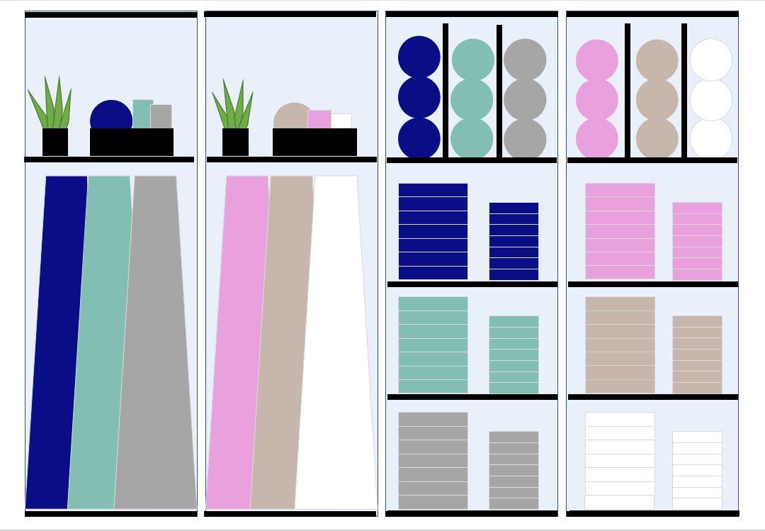 seinäesillepanon suunnittelu pyyhkeet kylpytakit