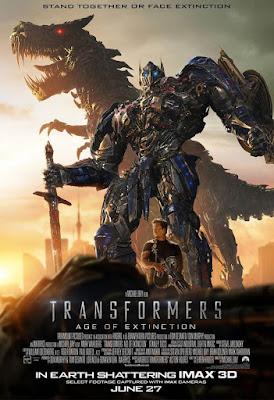Transformers 4: Age of Extinction (2014) ทรานส์ฟอร์มเมอร์ส 4 มหาวิบัติยุคสูญพันธุ์