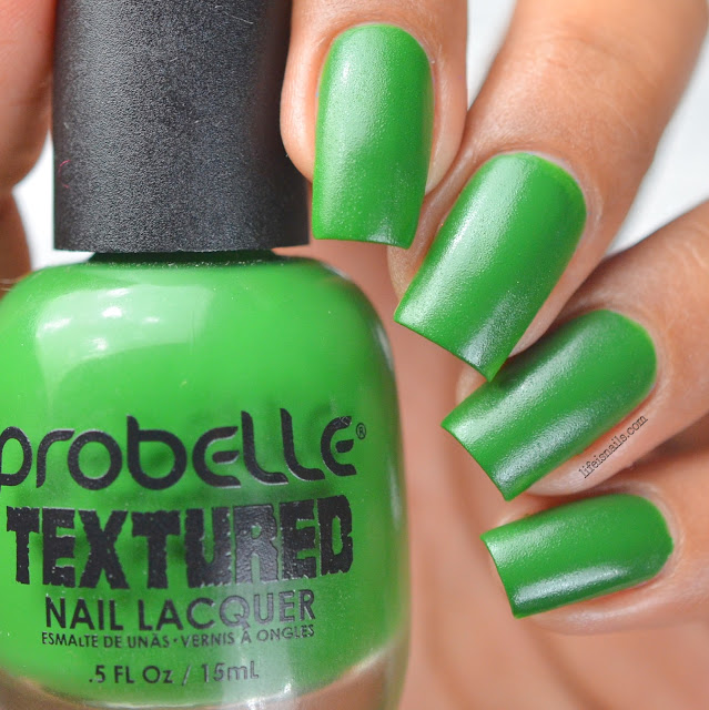 Probelle Beauty Textured Dark green