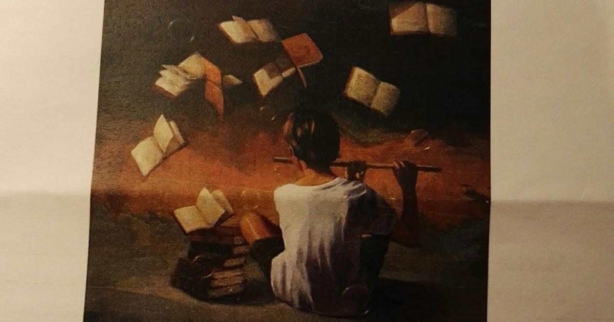 Inocencia soñada y soñante (Marcos Amorós)   oficio de escribir