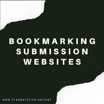 Free Bookmarking Sites
