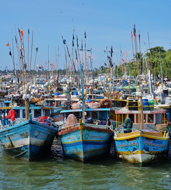 Atrações turísticas em Negombo