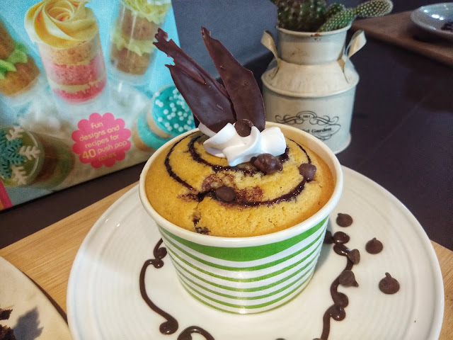 Choco Chip Muffin